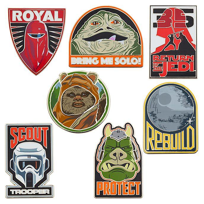 Star Wars: Die Rückkehr der Jedi-Ritter - Mystery-Anstecknadel