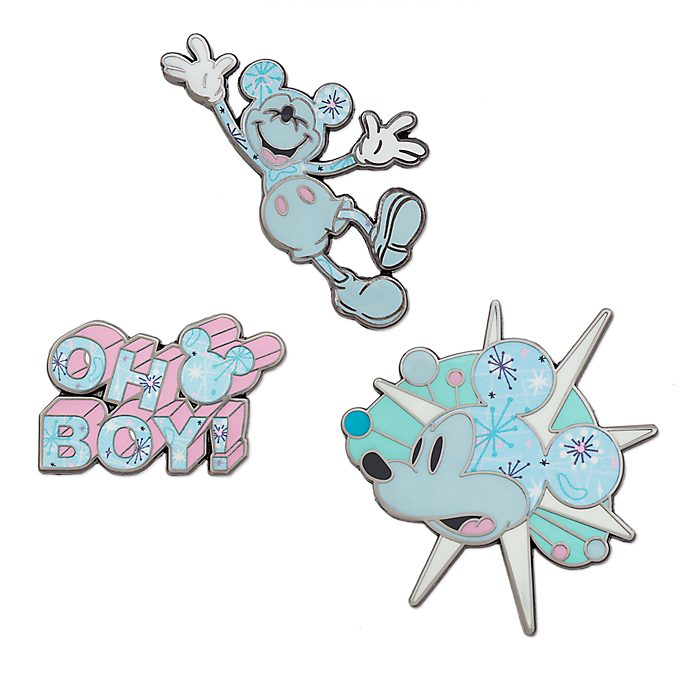Mickey Mouse Memories Pin Set, 5 of 12