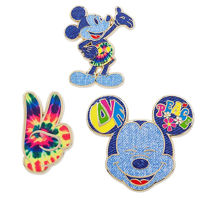 Mickey Mouse Memories Pin Set, 6 of 12