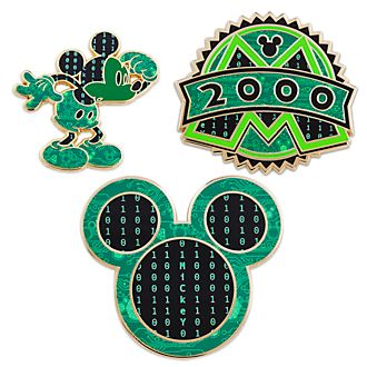 Disney Store Mickey Mouse Memories Pin Set, 10 of 12