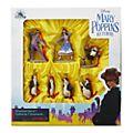 Disney Store - Mary Poppins Returns - 7xDekorationsstücke zum Aufhängen in limitierter Edition