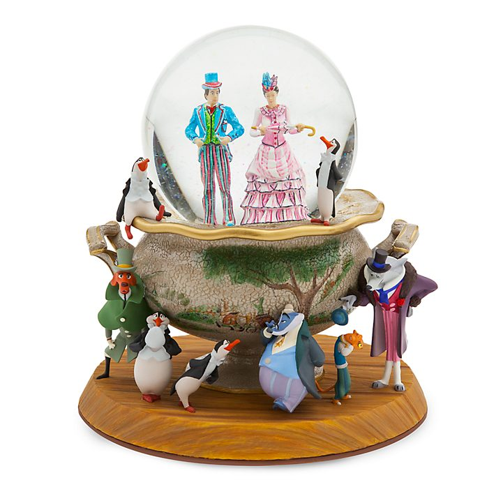 Disney Store Mary Poppins Returns Limited Edition Snow Globe