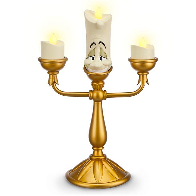 Disneyland Paris - Lumière Figur mit Leuchtfunktion