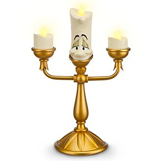 Figurita que se ilumina Lumière, Disneyland Paris