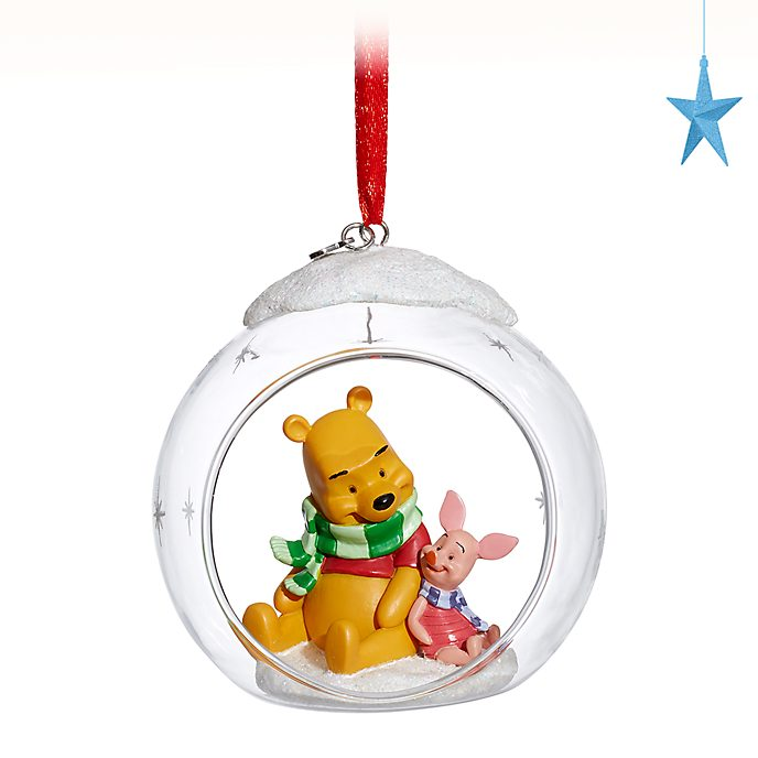 Decorazione a sospensione Winnie the Pooh e Pimpi Disney Store
