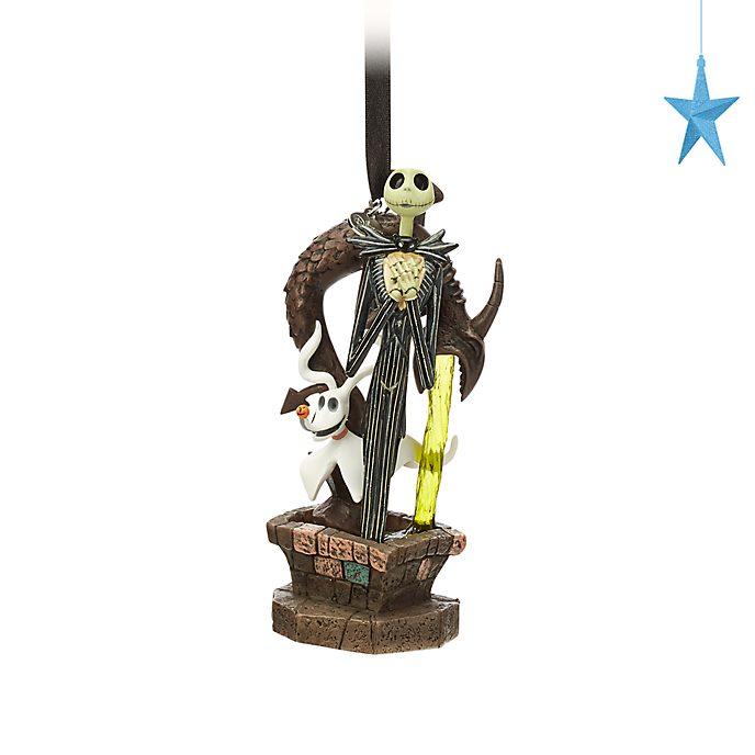 Ornament luminoso da appendere Nightmare Before Christmas Disney Store
