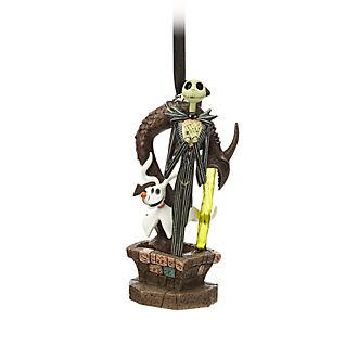 Ornament luminoso da appendere Nightmare Before Christmas Disney Store