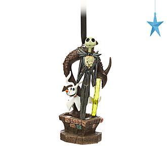 Disney Store - Nightmare Before Christmas - Leuchtendes Dekorationsstück zum Aufhängen