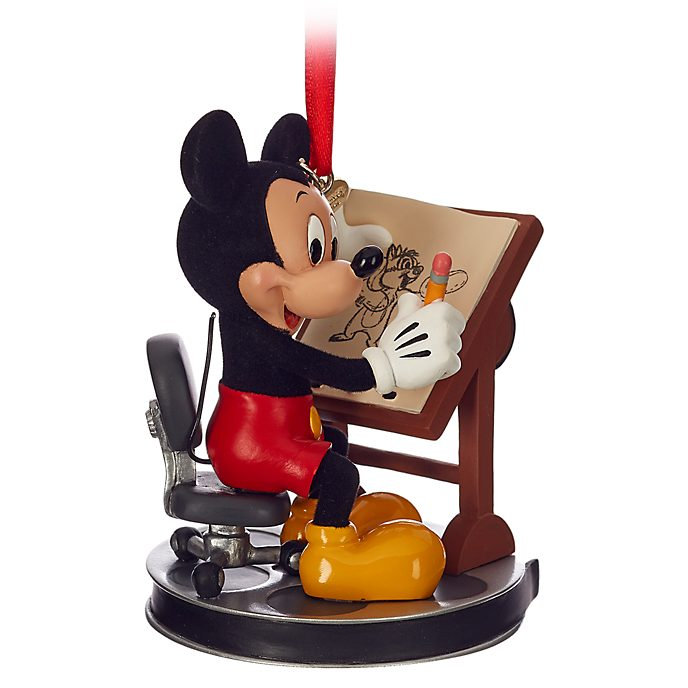 Disney Store Mickey Mouse Hanging Ornament