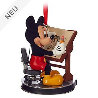 Disney Store - Micky Maus - Dekorationsstück zum Aufhängen