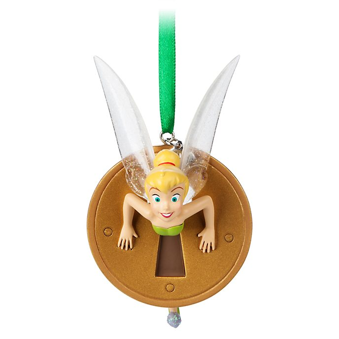 Disney Store Tinker Bell Hanging Ornament