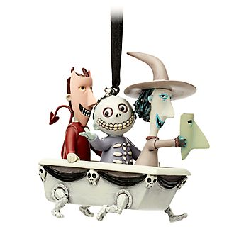 Disney Store Lock, Shock and Barrel Hanging Ornament