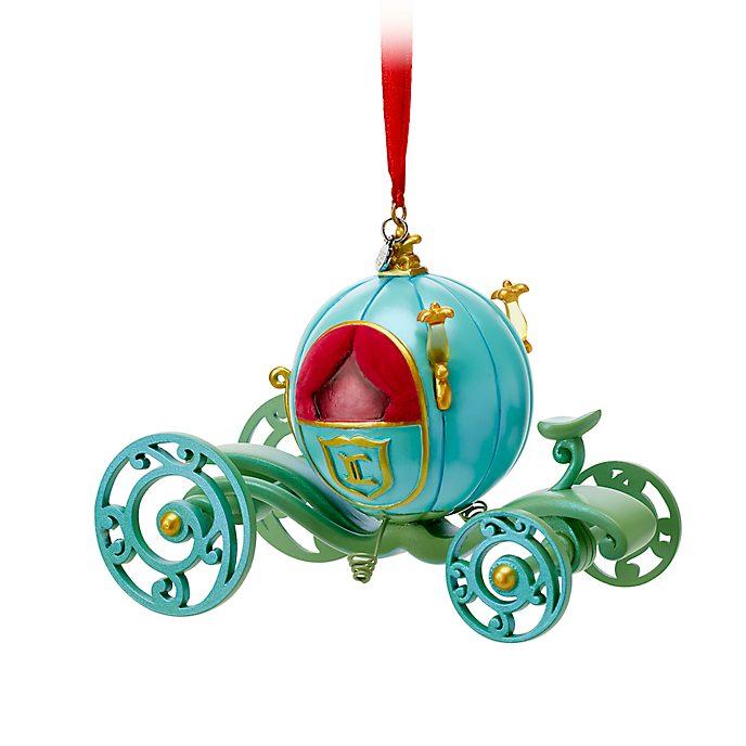 Adorno colgante carroza de La Cenicienta, Disney Store
