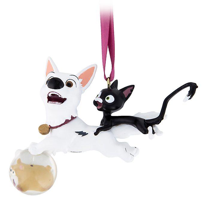 Disney Store Bolt Hanging Ornament