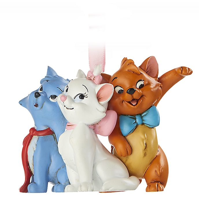 Disney Store The Aristocats Hanging Ornament