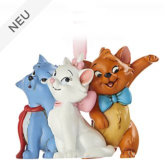 Disney Store - Aristocats - Dekorationsstück zum Aufhängen