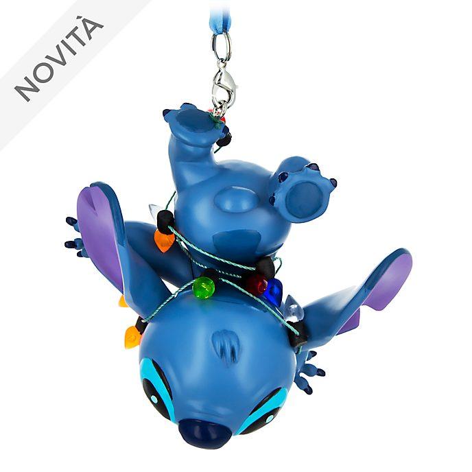 Ornament natalizio da appendere Stitch Disney Store