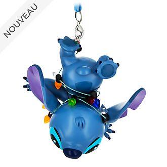 Disney Store Décoration de Noël Stitch à suspendre
