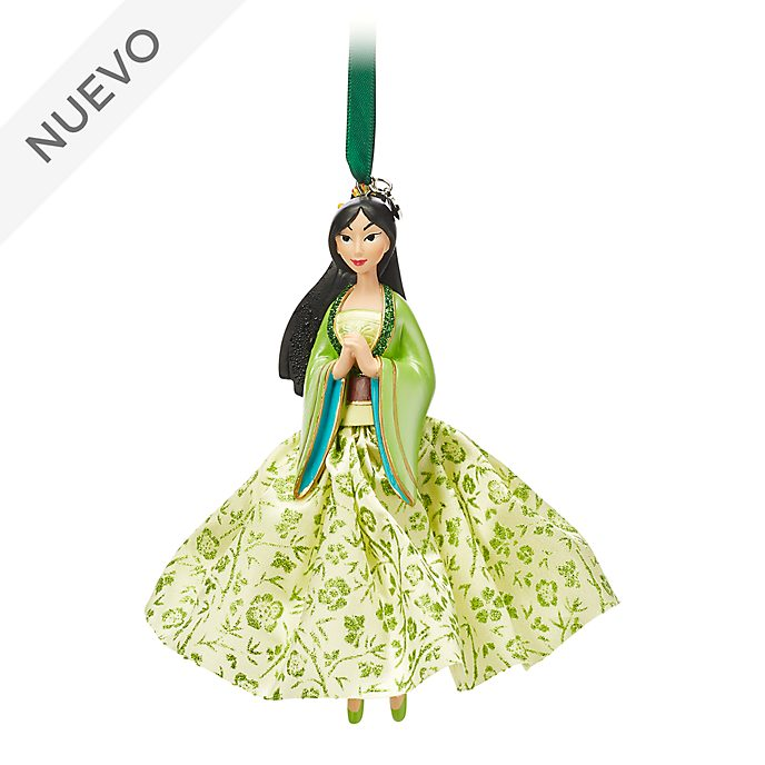 Adorno colgante Mulán, Disney Store
