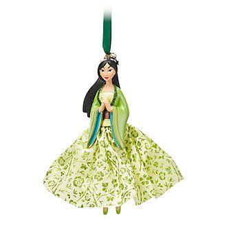 Disney Store Décoration Mulan à suspendre