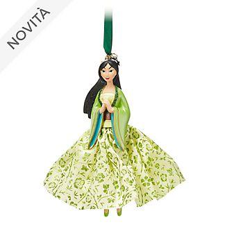 Ornament da appendere Mulan Disney Store