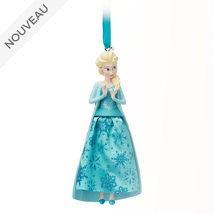 Disney Store Décoration Elsa à suspendre