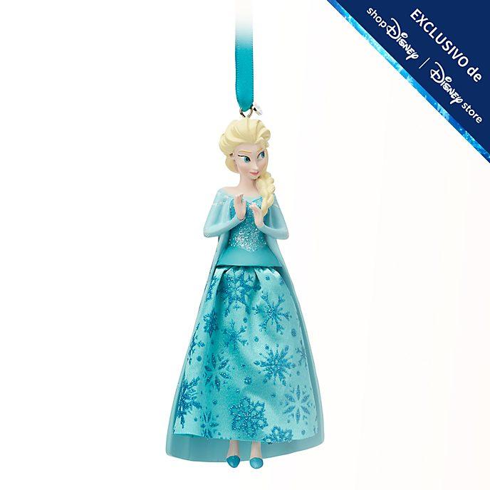 Adorno colgante Elsa, Disney Store