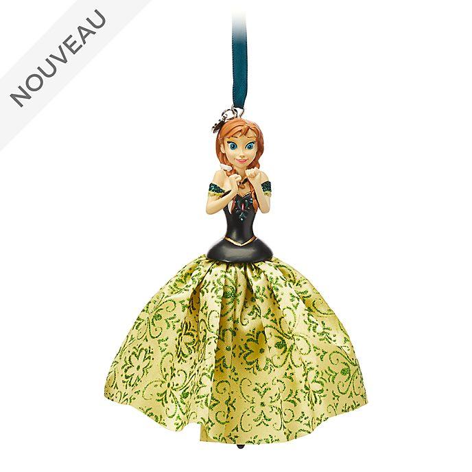 Objet décoratif à suspendre Anna Disney Store