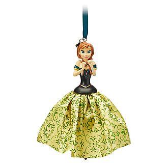Decorazione a sospensione Anna Disney Store