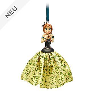 Disney Store - Anna - Dekorationsstück zum Aufhängen