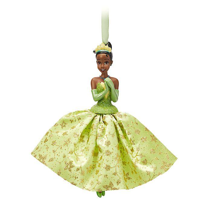 Disney Store Tiana Hanging Ornament