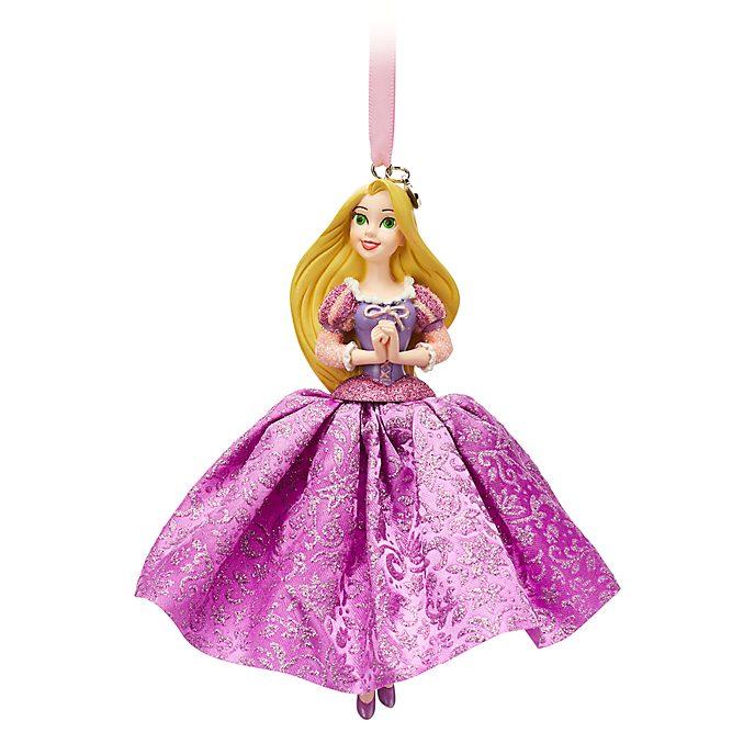 Disney Store Rapunzel Hanging Ornament