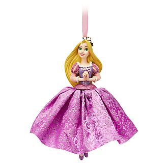 Adorno colgante Rapunzel, Disney Store