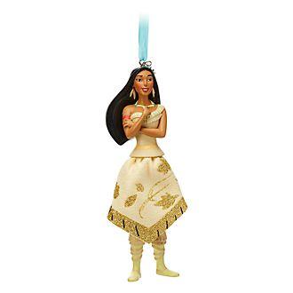 Disney Store - Pocahontas - Dekorationsstück zum Aufhängen