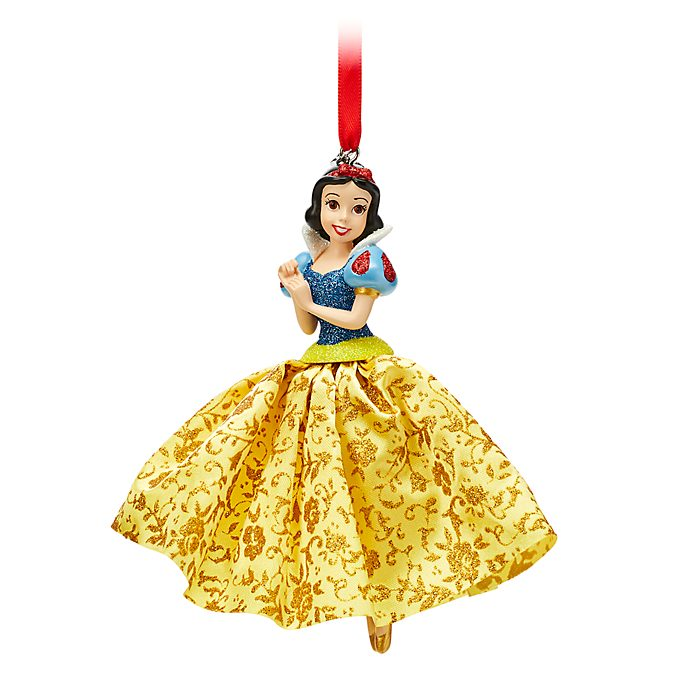 Disney Store Snow White Hanging Ornament