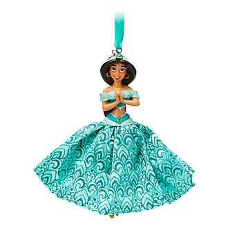 Disney Store Princess Jasmine Hanging Ornament