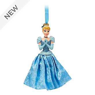 Disney Store Cinderella Hanging Ornament