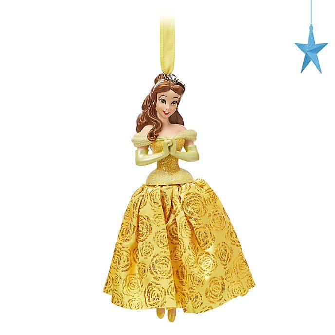 Disney Store Décoration Belle à suspendre, La Belle et la Bête