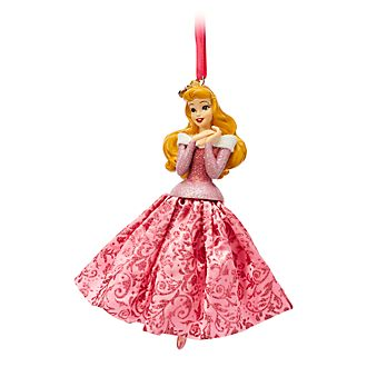 Disney Store Aurora Hanging Ornament, Sleeping Beauty