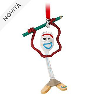 Ornament da appendere Forky Toy Story 4 Disney Store
