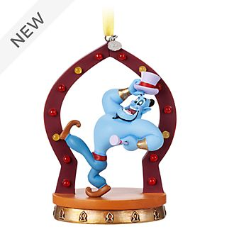 Disney Store Genie Hanging Ornament, Aladdin