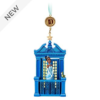 Disney Store The Princess and the Frog Hanging Ornament
