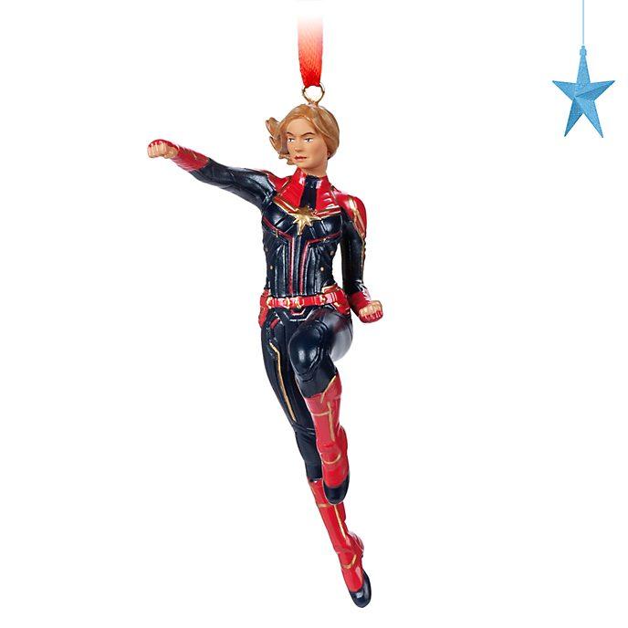 Ornament da appendere Capitan Marvel Disney Store