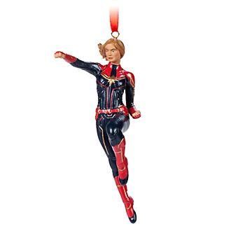 Disney Store - Captain Marvel - Dekorationsstück zum Aufhängen