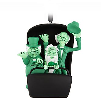 Disney Store The Haunted Mansion Hanging Ornament