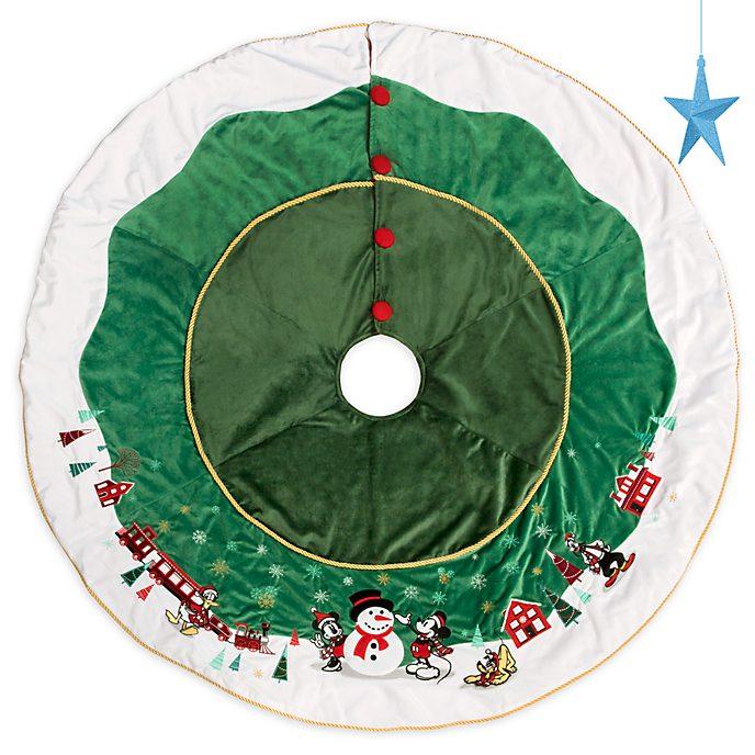 Disney Store - Holiday Cheer - Micky und seine Freunde - Weihnachtsbaumdecke