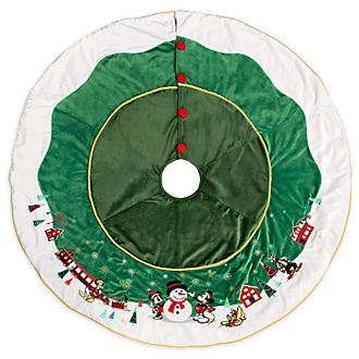 Copri base albero di Natale Topolino e i suoi amici Holiday Cheer Disney Store