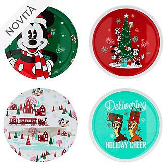 Piatti Holiday Cheer Topolino e i suoi amici Disney Store