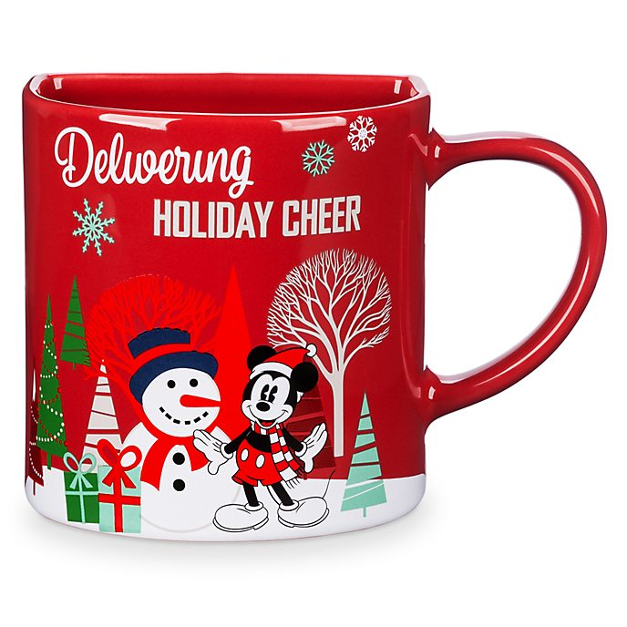 Disney Store Mickey Mouse Cookie Holder Mug