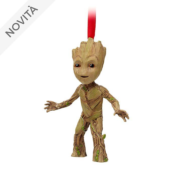 Ornament a sospensione Groot Guardiani della Galassia Disney Store